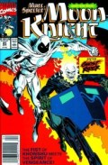 Marc Spector Moon Knight 25 InvestComics