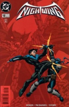 Nightwing #18 InvestComics