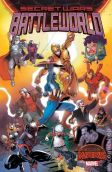 Secret Wars Battleworld 2 InvestComics