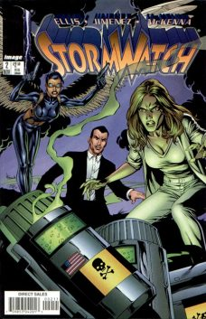 Stormwatch #2 InvestComics