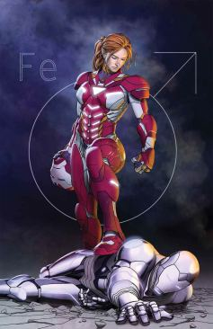 Superior Iron Man #9 InvestComics
