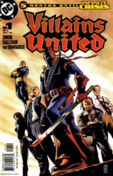 Villains United #1 InvestComics