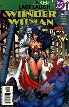 Wonder Woman 175 InvestComics
