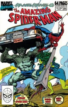 Amazing Spider-Man Annual #23 InvestComics