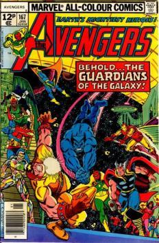 Avengers #167 InvestComics