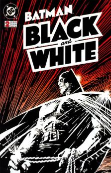 Batman Black and White #2 InvestComics
