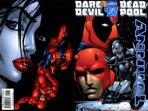 Dardevil Deadpool InvestComics