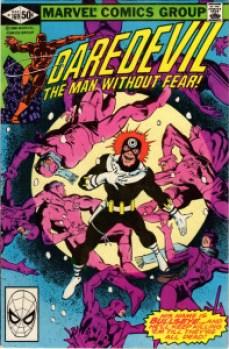 Daredevil #169 InvestComics