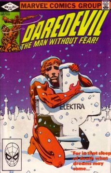 Daredevil #182 InvestComics