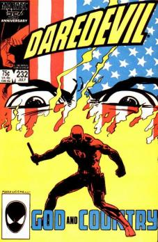 Daredevil #232 InvestComics