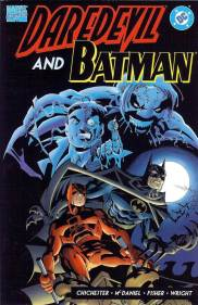 Daredevil and Batman InvestComics
