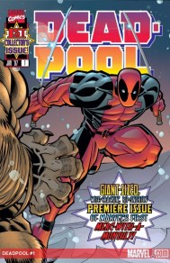 Deadpool #1 1997 InvestComics