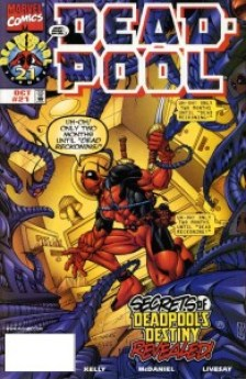 Deadpool #21 InvestComics
