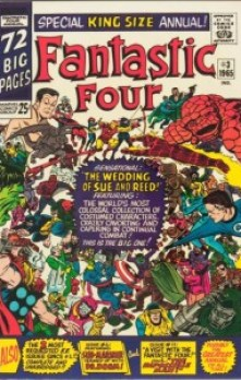 Fantastic Four Annual #3 InvestComics
