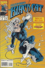 Felicia Hardy Black Cat #1 InvestComics