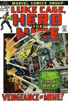 Hero For Hire #2 InvestComics