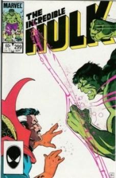 Incredible Hulk #299 InvestComics