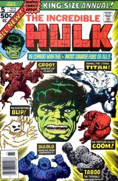 Incredible Hulk Annual #5
