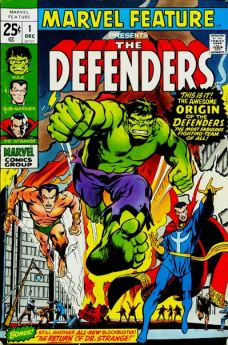 Marvel Feature The Defenders #1 InvestComics