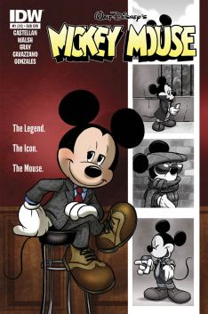 Mickey Mouse #1 InvestComics