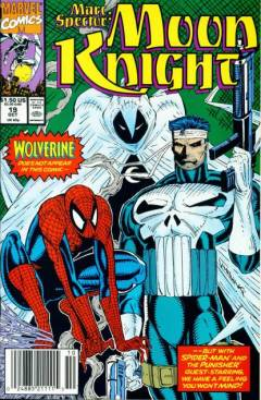 Moon Knight #19 InvestComics