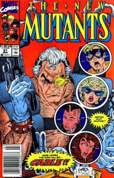 New Mutants #87 InvestComics