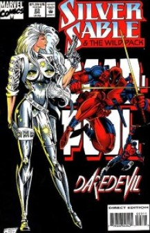 Silver Sable and the Wild Pack #23 InvestComics