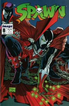 Spawn #8 InvestComics