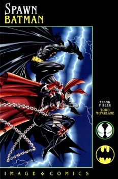Spawn Batman InvestComics