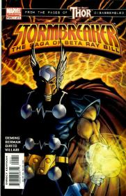 Stormbreaker The Saga ofBeta Ray Bill InvestComics