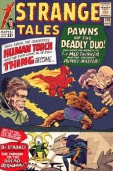Strange Tales #126 InvestComics
