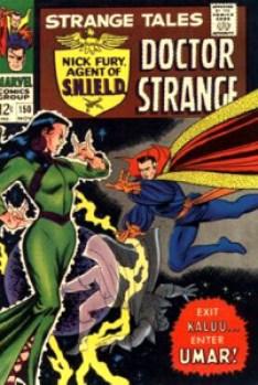 Strange Tales #150 InvestComics