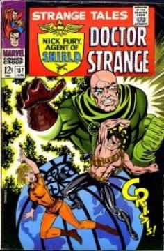 Strange Tales #157 InvestComics
