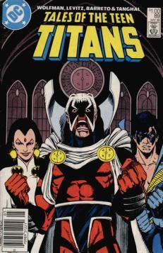 Tales of The Teen Titans #89 InvestComics