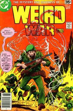Weird War Tales #64 InvestComics