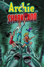 Archie vs Sharknado 1 InvestComics