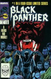 Black Panther 1 1988 InvestComics
