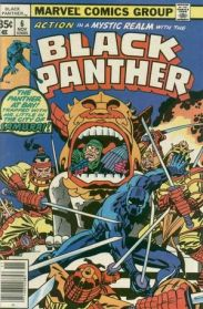 Black Panther 6 InvestComics