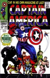 Captain America 100 InvestComics