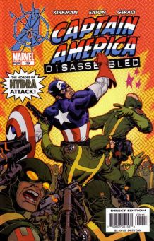 Captain America 29 InvestComics
