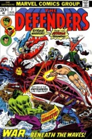Defenders 7 InvestComics