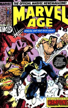MArvel Age #67 InvestComics