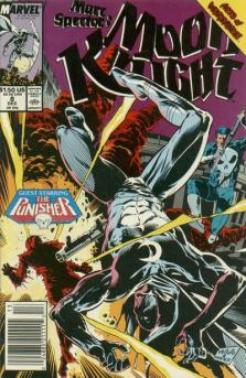 Marc Spector Moon Knight #8 InvestComics