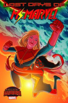 Ms Marvel 17 InvestComics