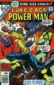 Power Man Annual 1 InvestComics