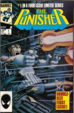 Punisher #1 InvestComics