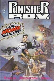 Punisher POV #1 InvestComics