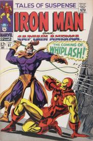 Tales of Suspense 97 InvestComics