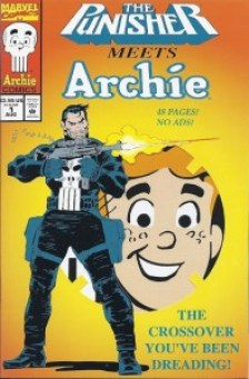 The Punisher meets Archie #1 InvestComics