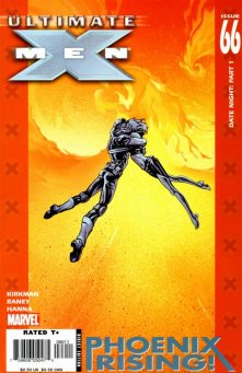 Ultimate X-Men 66 InvestComics